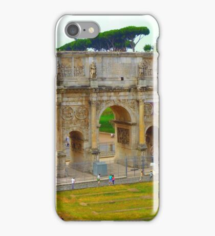 Arch Rome iPhone Case/Skin