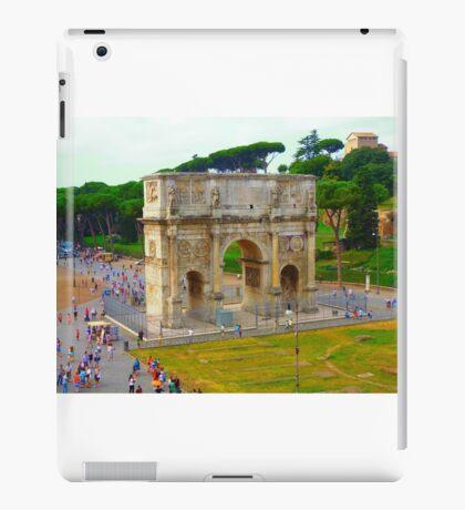 Arch Rome iPad Case/Skin