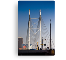 Nelson Mandela Bridge Canvas Print