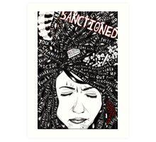 Sanctioned Art Print