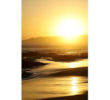 Johanna Beach Sunset XII Photographic Print
