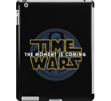 Time Wars - The Moment is Coming iPad Case/Skin