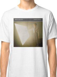 JOHN FOXX - METAMATIC Classic T-Shirt