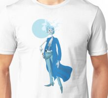 Slim Blue Unisex T-Shirt