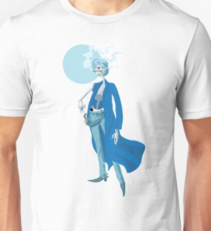 Slim Blue Unisex T-Shirt