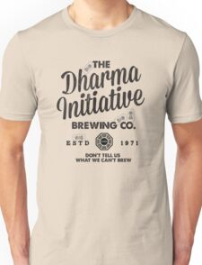 LOST Dharma Initiative Brewing Company Unisex T-Shirt