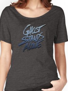 Ghost stands alone Women's Relaxed Fit T-Shirt