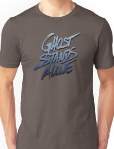 Ghost stands alone Unisex T-Shirt