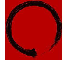 Zen Enso Photographic Print