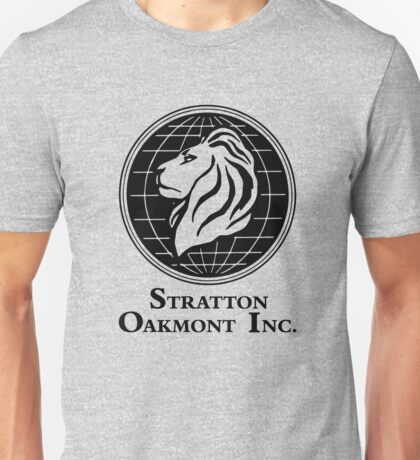 The Wolf of Wall Street Stratton Oakmont Inc. Scorsese Unisex T-Shirt
