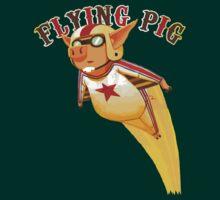 flying pig by retroracing