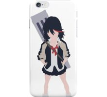 Ryuuko Matoi Kill La Kill iPhone Case/Skin