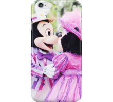 Mickey and Minnie love iPhone Case/Skin