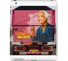 Smokin Granny iPad Case/Skin