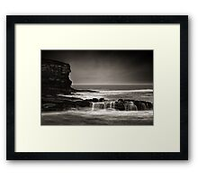 And then I found you... Framed Print