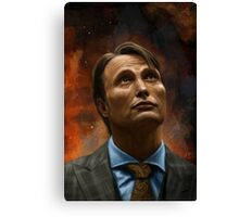 Suit and Swagger Canvas Print