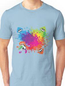 Splatoon - Ink Burst Unisex T-Shirt