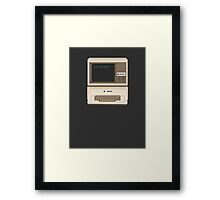 Dharma Initiative Swan Station Framed Print
