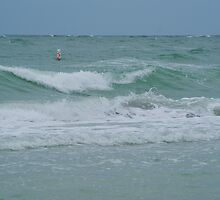 Raging Gulf by Peri