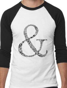 Ampersand LOVE Men's Baseball ¾ T-Shirt