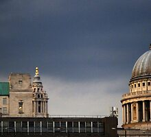 St.Pauls Cathedral across The Thames - Top by ArchersPromo