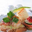 Chicken Dish 01 by Aden Brown