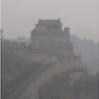 Great Wall of China by barnsy