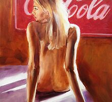coke red by martinicio