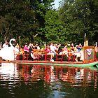 Swan Boat • Boston by Lesley Morgan
