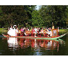 Swan Boat • Boston Photographic Print