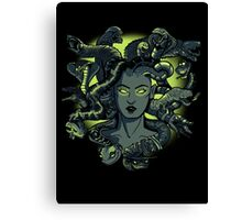 Famous Hairdo Canvas Print