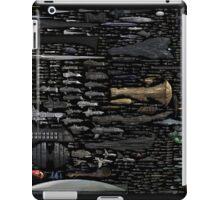 Sci-Fi Spaceship Size Comparison Chart iPad Case/Skin