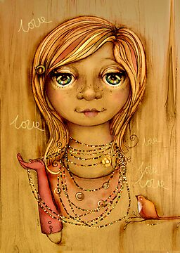 Love Beads by © Karin  Taylor