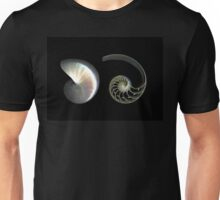Deconstructed Nautilus Unisex T-Shirt