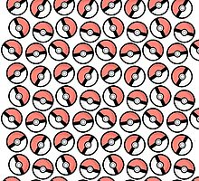 POKEBALLS - Pokemon by zetsuennoadams
