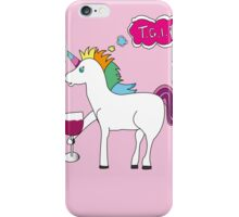 TGIF Unicorn iPhone Case/Skin