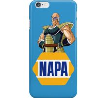 Nappa, The Auto Parts Guy iPhone Case/Skin
