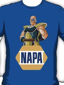 Nappa, The Auto Parts Guy T-Shirt