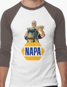 Nappa, The Auto Parts Guy Men's Baseball ¾ T-Shirt