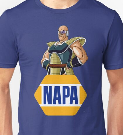 Nappa, The Auto Parts Guy Unisex T-Shirt