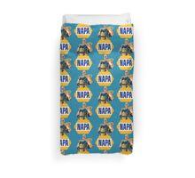 Nappa, The Auto Parts Guy Duvet Cover