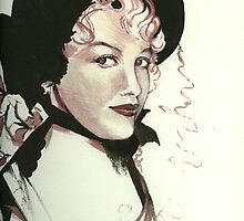 Marilyn ( O Henry's Full House 1952 ) by John Dicandia  ( JinnDoW )