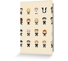 Little Fringe Greeting Card