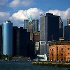 Battery Park City by photoloi