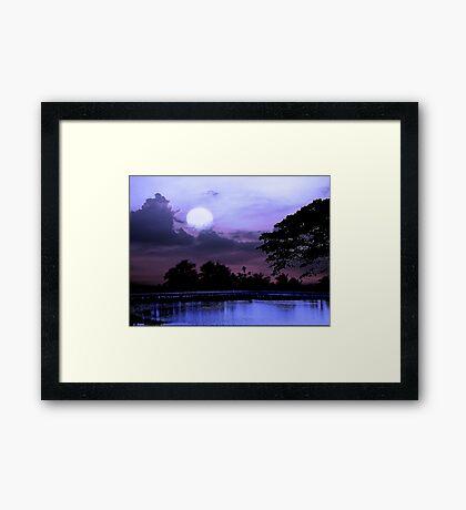 Serenity ..... Framed Print