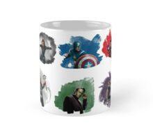 The Avengers + Watercolours Mug