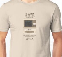 Vintage Dharma Initiative Unisex T-Shirt