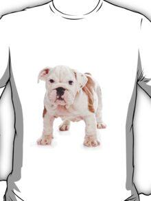 Cute puppy bulldog T-Shirt