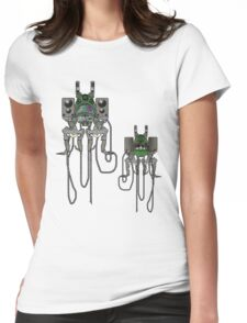 Sound Machine (colour) Womens Fitted T-Shirt