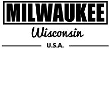 Milwaukee Wisconsin by GiftIdea